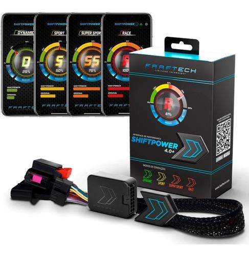 Módulo Chip Pedal Delay Acelerador Shift Power Bluetooth App