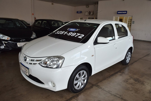 Toyota Etios 1.3 X Hatch Flex