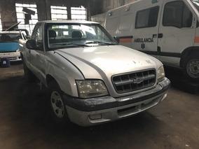 Chevrolet S10 2.8 4x2 - No Chocada - No En Marcha