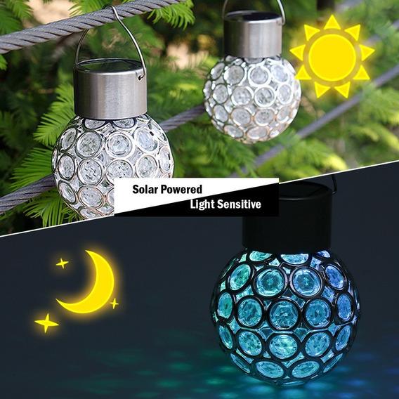 Ftd Oco Recarregável Alimentado Solar