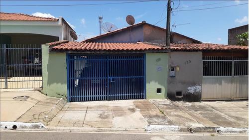 Casa Com 2 Dormitórios À Venda, 100 M² Por R$ 190.000 - Jardim Das  Palmeiras - Elias Fausto/sp - Ca0544