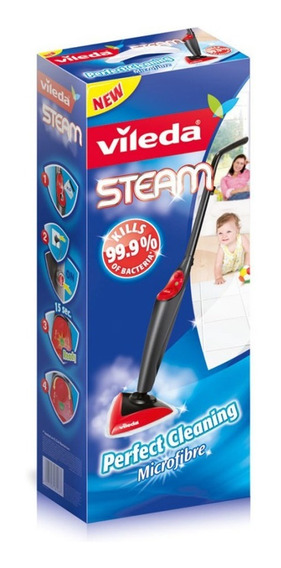 Limpiador Vapor Steam Mop Vileda