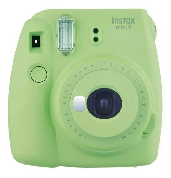 Câmera Instax Mini 9 - Verde ( Original )
