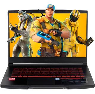 Laptop Gamer Msi Gf63 I7 8gb 1tb Ssd 15.6 Geforce Gtx 1050ti