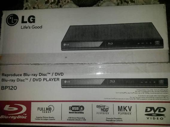 Reproductor Blu Ray Como Nuevo