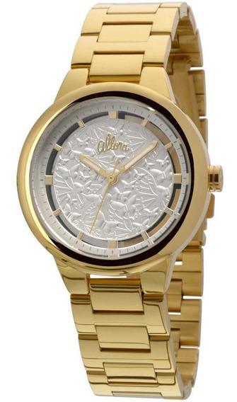 Relógio Allora Feminino Al2035eyv/4k