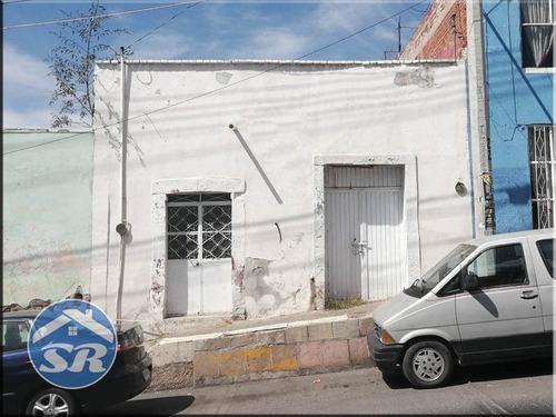 Imagen 1 de 14 de Casa Antigua En La Av. 5 Señores, Zacatecas.