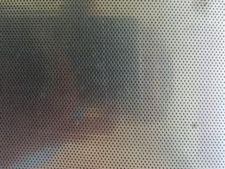 Lámina Microperforada. Perforación 0.5mm Tamiz Para Harina
