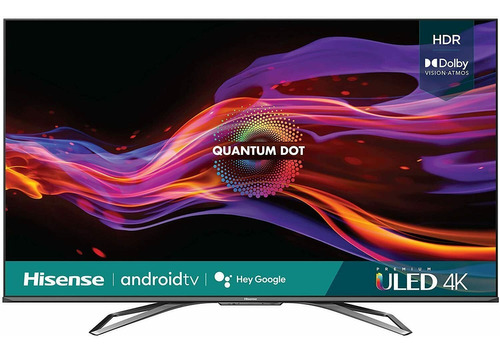Imagen 1 de 8 de Televisor Android Inteligente Hisense U8g 65'' 4k Ultra Hd