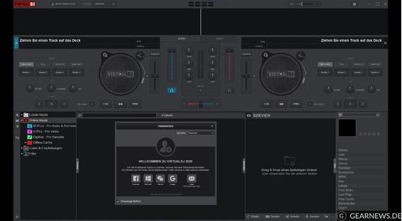 Virtual Dj Infinity Pro 8.4 5308 - Versão Nova 2020 Full