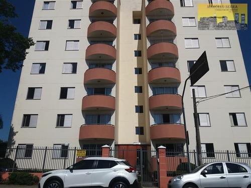 Apartamentos À Venda  Em Jundiaí/sp - Compre O Seu Apartamentos Aqui! - 1434475