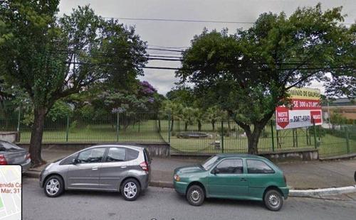 Imagem 1 de 1 de Terreno Para Alugar, 5280 M² Por R$ 19.900,00/mês - Rudge Ramos - São Bernardo Do Campo/sp - Te0465