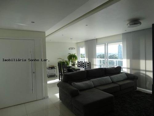 Apartamento Para Venda Em São Paulo, Cidade São Francisco, 4 Dormitórios, 3 Suítes, 5 Banheiros, 3 Vagas - 8678_2-1020961