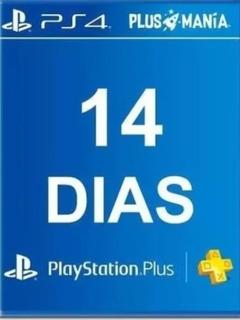 Ps Plus 14 Dias