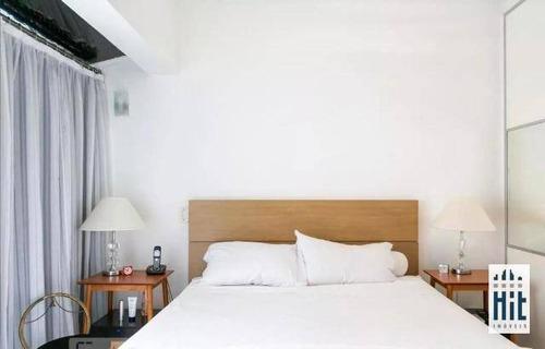 Imagem 1 de 29 de Apartamento Duplex À Venda, 130 M² Por R$ 1.950.000,00 - Paraíso - São Paulo/sp - Ad0036