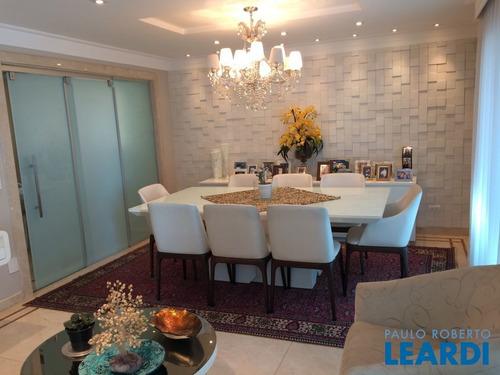 Imagem 1 de 15 de Apartamento - Higienópolis  - Sp - 508098