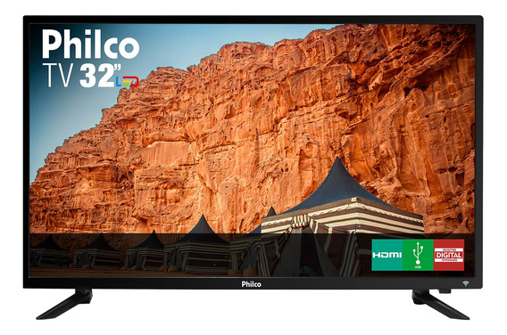 Televisão Philco Led 32 Ptv32c30d - Bivolt