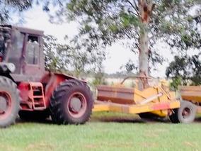 Tractor Zanello C-425 F Con 2 Palas Grosspal Vial 600