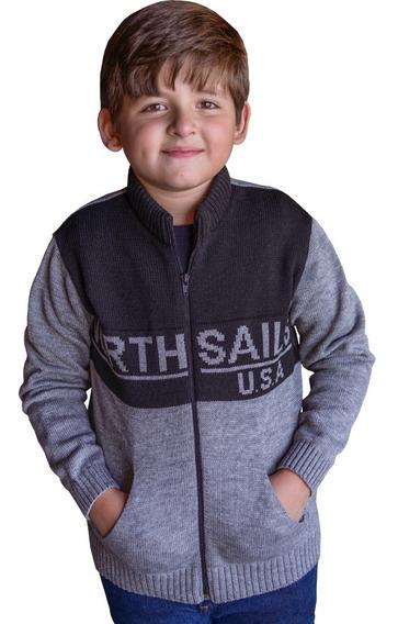 Jaqueta Infantil Casaco De Menino Blusa Masculina De Frio