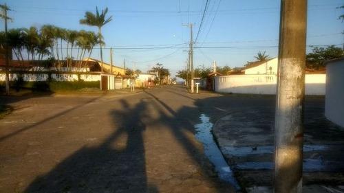 Casa À Venda No Balneário Gaivota Em Itanhaém - 3057   Sanm