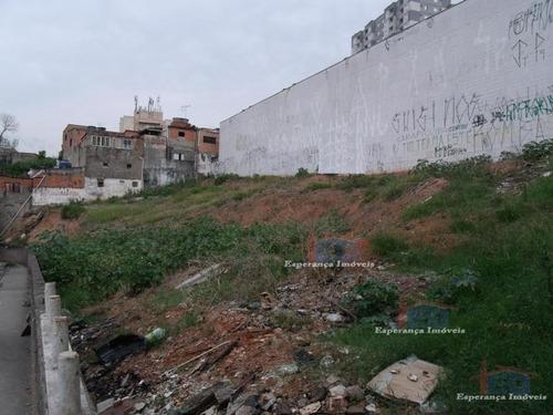 Imagem 1 de 5 de Ref.: 2630 - Terrenos Em Osasco Para Venda - V2630