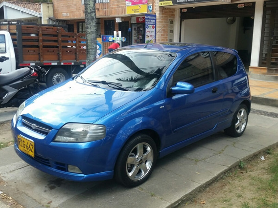 Chevrolet Aveo Aveo Gti Limited Mt 1600 Ct Aa Dh 2008