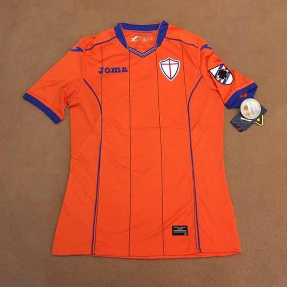 Sampdoria Goleiro 2016/17 - Joma