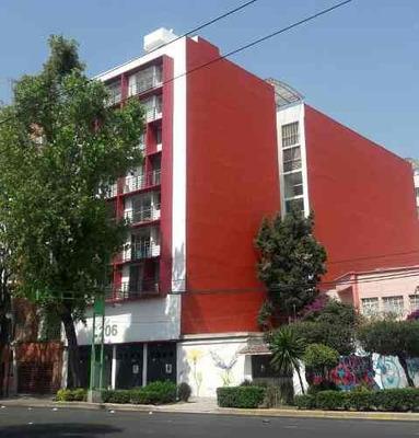 Departamento En Renta, Benito Juárez, Ciudad De México