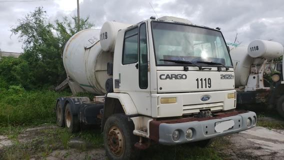 Ford Cargo 2622 Betoneira Ano 2008