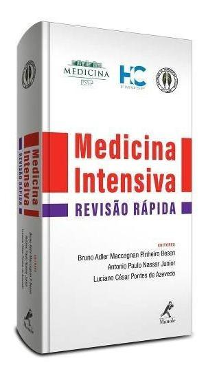 Livro Medicina Intensiva Revisao Rapida