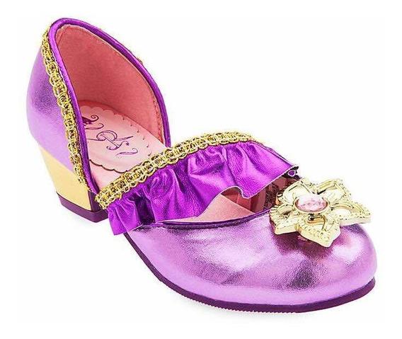 Disfraz Zapatos Rapunzel Para Niña Original Disney Store