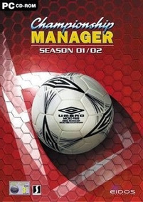 Championship Manager Cm 01/02 Março 2019