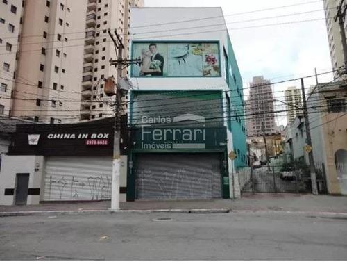 Imagem 1 de 12 de Prédio Com 3 Pavimentos 800 M² Do Metrô Santana. - Cf23637