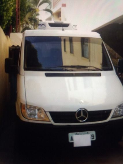 Mercedes-benz Sprinter Furgão 2.2 311 Curta 5p 2003