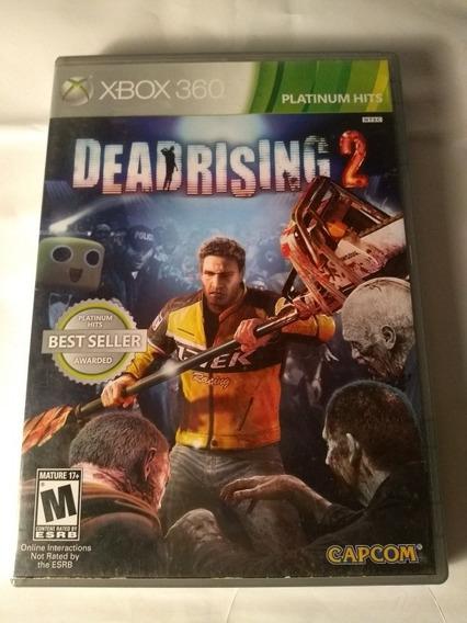 Dead Rising 2 Xbox 360 Original Mídia Física Pronta Entrega
