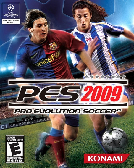 Pro Evolution Soccer 2009 - Pc Mídia Digital