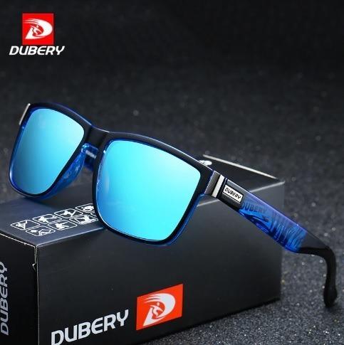 Óculos De Sol Masculino Dubery Original Polarizado Uv400