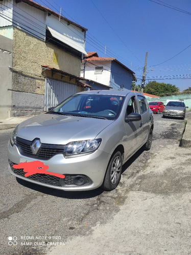 Renault Sandero 2020 1.0 12v Authentique Sce 5p