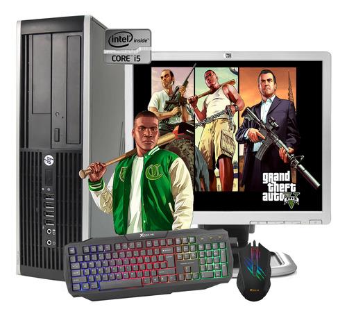 Pc Computadora Gamer Completa Core I5 8gb Tarjeta Video 2gb