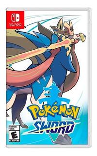 Pokemon Sword Espada Nintendo Switch Fisico Nuevo Sellado