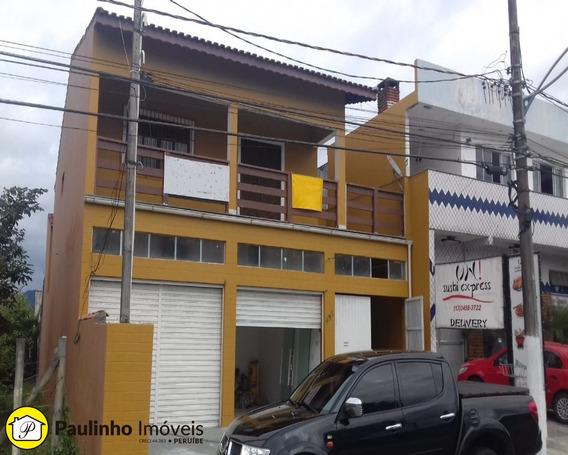 Bom Prédio Para Comercio Em Peruibe, Para Comercio E Moradia. - Pr00011 - 32896535