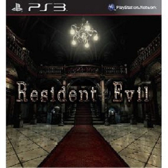 Resident Evil Hd Remake Remaster Ps3 Play3