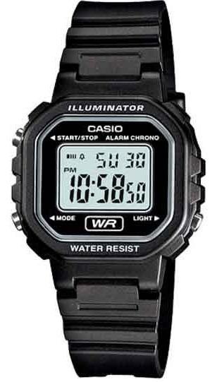 Relógio Casio Feminino Vintage La-20wh-1adf