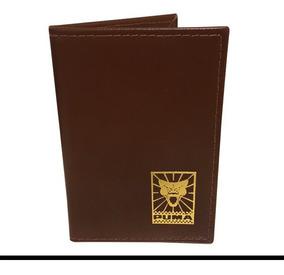 Carteira Porta Documentos Puma (logo Dourado) B1