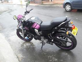 Yamaha Fz Negra 2011