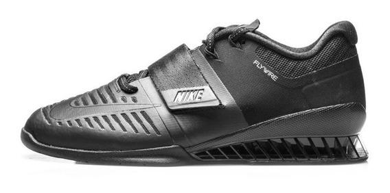 Tenis Nike Romaleos 3 Crossfit - Power Lifting Lpo
