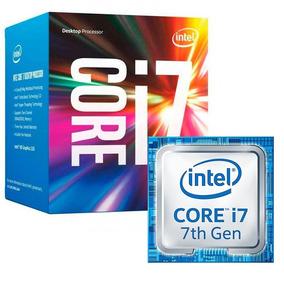 Processador Intel I7 7700 Ger 7º Lga 1151 3.8 Ghz 8mb Cache