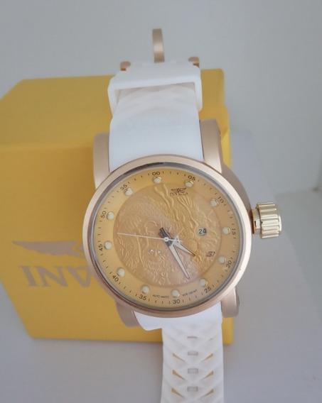 Relógio Invicta Yakuza Dragão Lançamento Barato Envio 24h