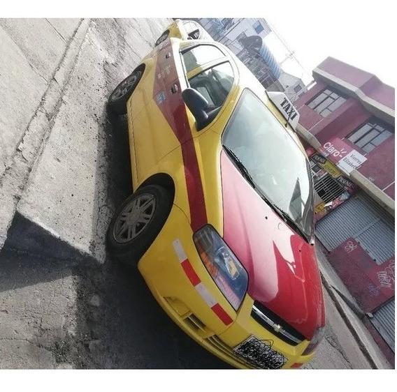 Aveo Family 2017 Taxi Legal Unico Dueño De Oportunidad