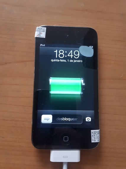 iPod Touch Apple 32gb Perfeito Funcionamento Leia A Descri